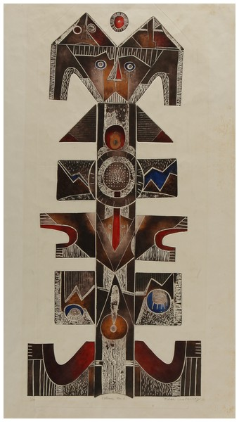 PILAR CASTAÑEDA (México, 1941)
