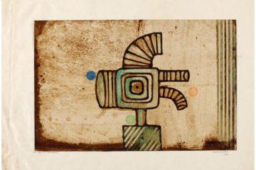 AYAX BARNES (Argentina, 1926)