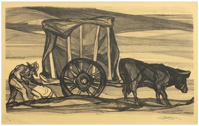 PABLO O'HIGGINS (Estados Unidos, 1904 – México, 1983)