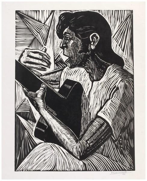 RAMÓN SOSAMONTES (México, 1911)