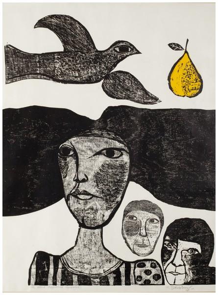 MIGUEL BRESCIANO (Uruguay, 1937 – 1979)